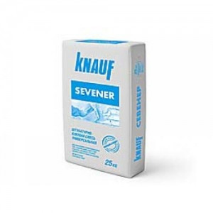 Штукатурно-клеевая смесь КНАУФ-Севенер 25 кг