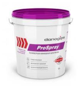 Шпатлёвка для механизированных работ Danogips ProSpray