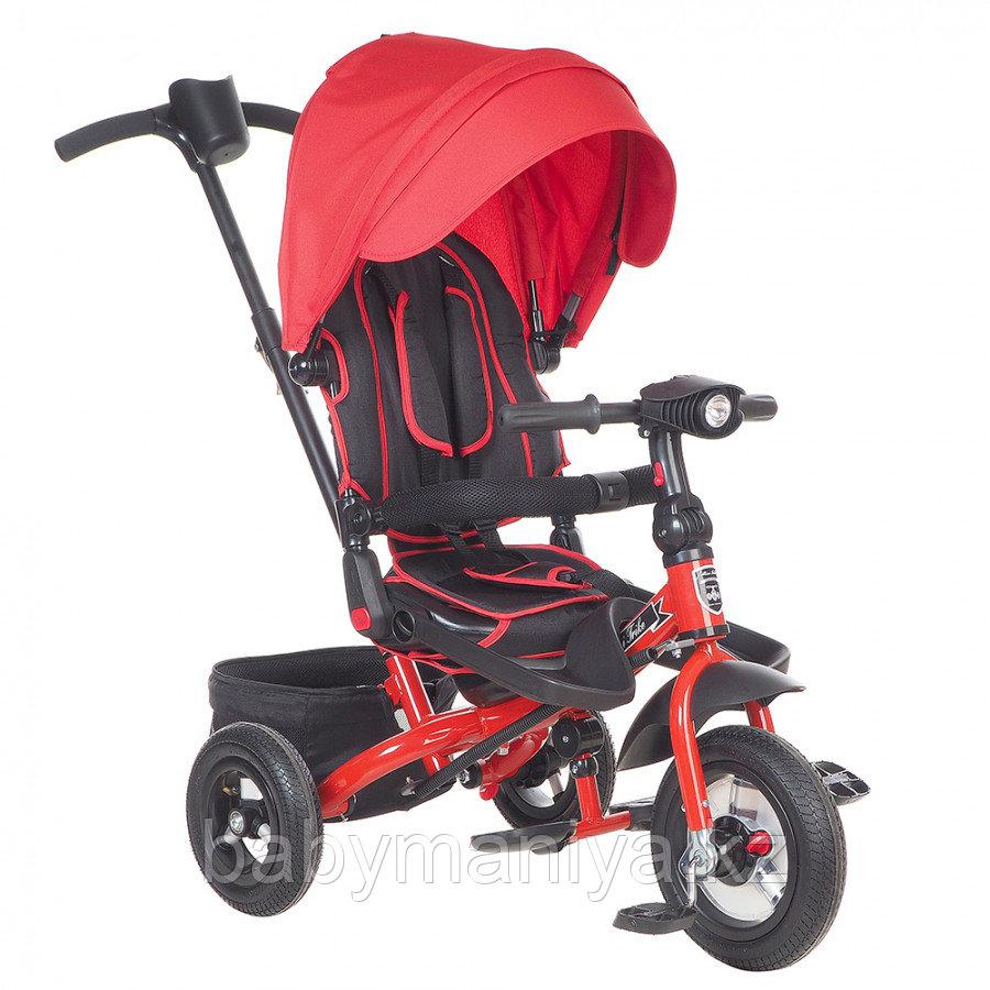 """Трехколесный велосипед Mini Trike CANOPY, надувные колеса 10""""/8"""""""
