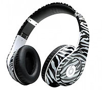 "Наушники Monster Beats by Dr. Dre Studio "" Зебра "", фото 1"
