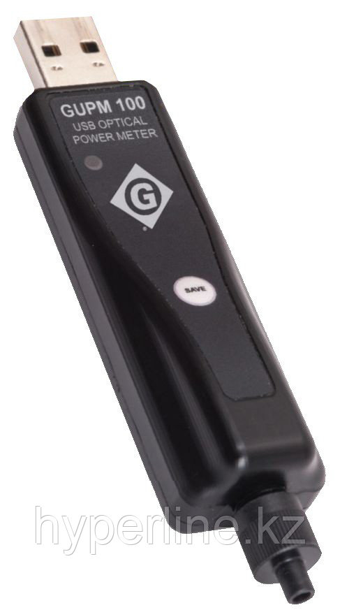 Измеритель оптической мощности Greenlee  GUPM100-04 (+23…-45 дБм)
