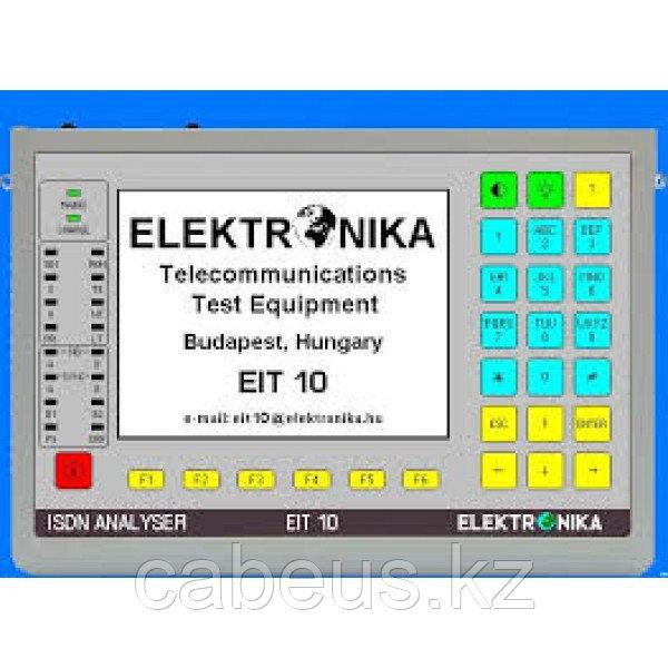 Анализатор ISDN EIT 10