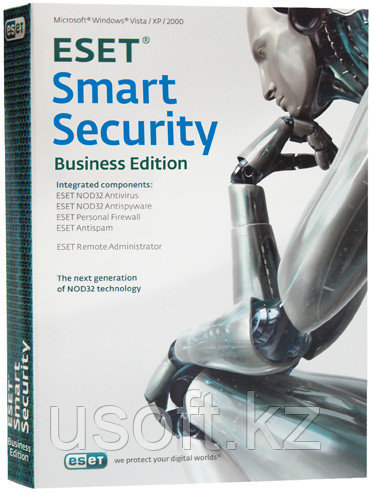 ESET NOD32 Smart Security Business Edition продление 1 год