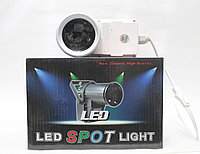 Пинспот LED SPOT LIGHT 10W, цветной