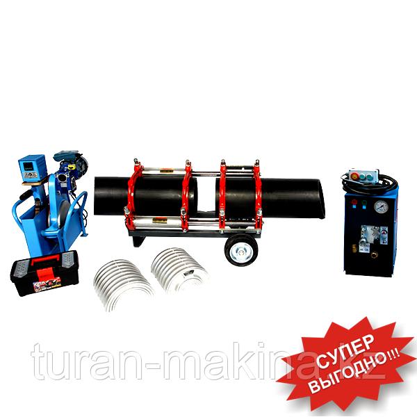 Аппараты для сварки пластиковых труб Turan Makina AL250