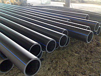 Труба полиэтиленовая д.160х17,9мм., фото 1