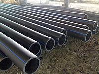 Труба полиэтиленовая д.160х6,2мм., фото 1