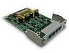 Panasonic KX-HT82480 X, 4-портовая плата аналоговых внешних линий
