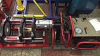 Гидравлический аппарат для стыковой сварки пластиковых труб 63-250мм