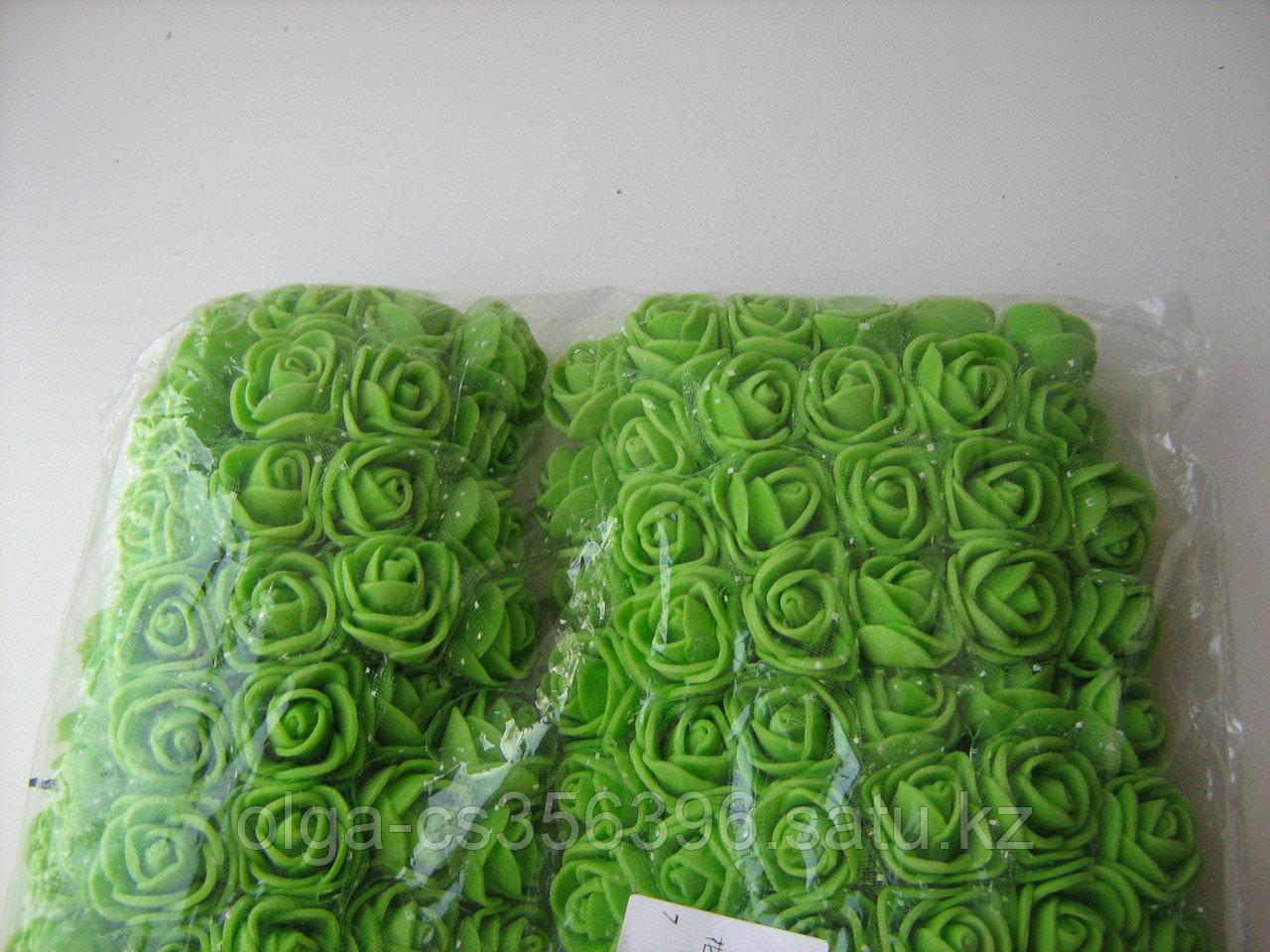 Мини букетики. Зеленые.  Creativ 2137