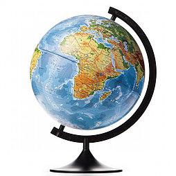 """Глобус физический диаметр 320мм """"Классик"""""""