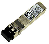Трансивер HP StorageWorks 8Gb Short Wave Fibre Channel SFP+ 1 Pack