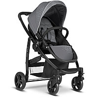 Коляска 2 в 1 Graco EVO TS charcoal, фото 1