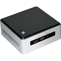 Intel NUC BOXNUC5I3RYH  Intel Core i3 5010U, 2.1 ГГц