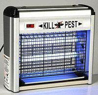 Ультрафиолетовые уничтожители летающих насекомых (инсектицидные лампы)
