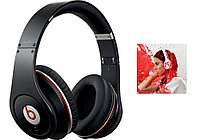 "Наушники Monster Beats by Dr. Dre Studio "" Черные "", фото 1"