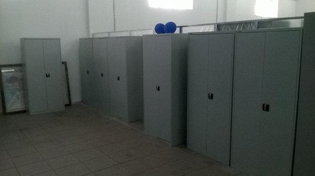 ТОО Комек Машинер Казахстан, филиал в Астане, шкафы архивные 45