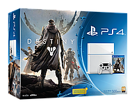 PLAYSTATION 4-Destiny [500GB] (PS4)(White-Белая)