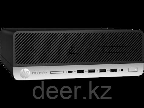 Системный Блок HP 1HK32EA 600G3SFF/Platinum/i5-7500