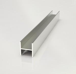 Планка соединительная для фартука СТ-1 матовая 4мм