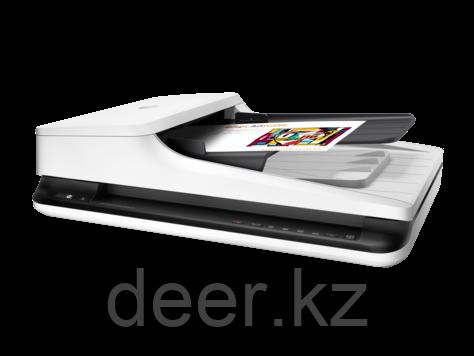 Сканер HP Scanjet Pro 2500 f1 L2747A, A4, 600x600 dpi