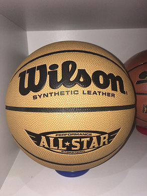 Баскетбольный мяч Wilson ALL STAR (размер 7) доставка, фото 2