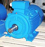 Электродвигатель АИР180S2 22 кВт 3000 об мин трехфазный, фото 2