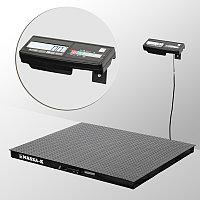 Весы платформенные 4D-P-2 -1000 A ( до 1000 кг ), фото 1
