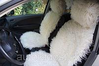 Автомобильные меховые чехлы, фото 2