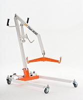Подъемник для инвалидов с винтовым приводом до 150 кг. TITAN 9150. Ширина лап 570 мм