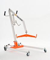 Подъемник для инвалидов с винтовым приводом до 150 кг. TITAN 9150. Ширина лап 570 мм, фото 1
