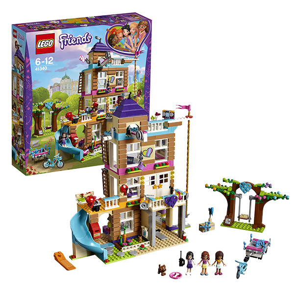 Конструктор Lego Friends Дом дружбы