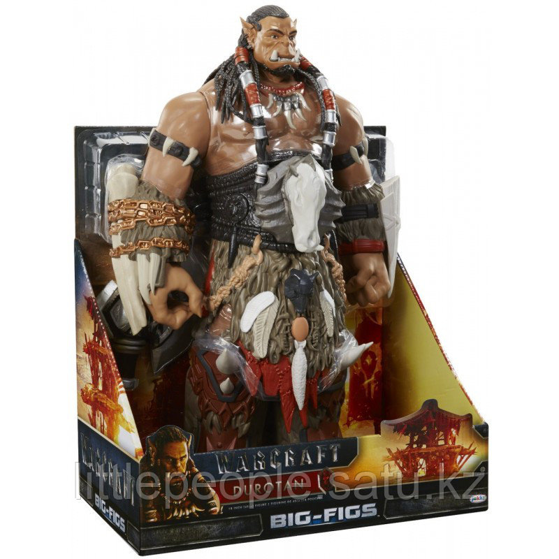 Фигурка Jakks Pacific Warcraft Дуротан (Durotan) 45 см