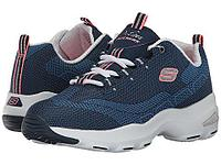 Кроссовки Skechers D'Lite Ultra Navy White, фото 1