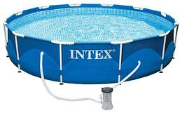 Intex Каркасный бассейн Metal Frame Pool (366 х 76 см)