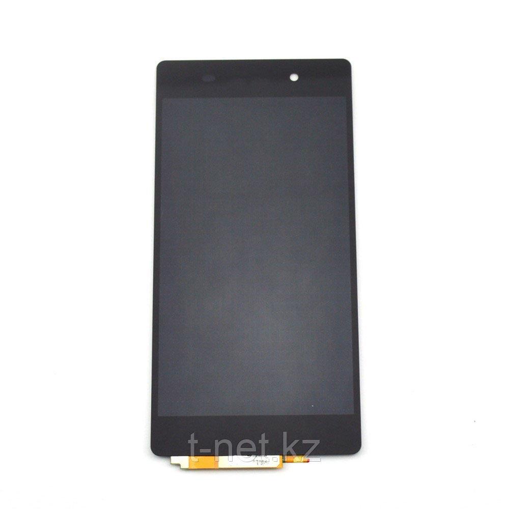Дисплей Sony Xperia Z2 D6502/D6503 , с сенсором, цвет черный