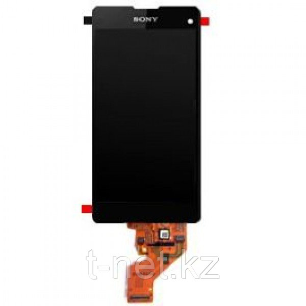 Дисплей Sony Xperia Z1 Compact D5503 , с сенсором, цвет черный