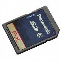 Panasonic KX-NS5134 X, карта памяти XS-типа на 40 часов