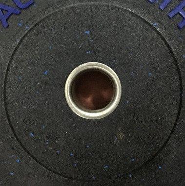 Бамперные блины для штанги AL STRENGTH 20 кг доставка, фото 2