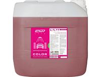Lavr Auto Shampoo Color (Автошампунь-концентрат для бесконтактной мойки автомобилей Цветная пена)