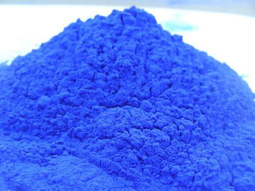 Железоокисный пигмент 8707 синего цвета