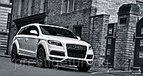 Обвес Kahn WIDE-TRACK на Audi Q7 (рестайлинг)