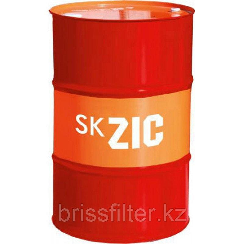 Полусинтетическое моторное масло ZIC 5000 diz 5w30 п\с 200л