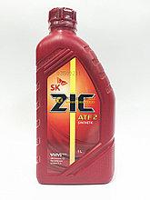 Трансмиссионное масло ZIC Dexron 2 1л