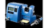 Паяльная станция цифровая ЗУБР Профи 55335 (150-450 °C, ЖК-дисплей, 60 Вт)