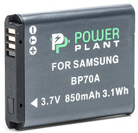 Аккумулятор PowerPlant Samsung BP70A 850mAh DV00DV1261 (Art:904441665)
