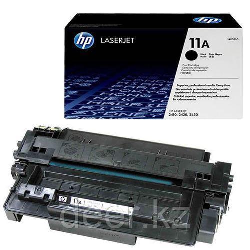 Картридж лазерный HP Q6511A, Черный, На 6000 страниц (5% заполнение) для HP LaserJet 24x0