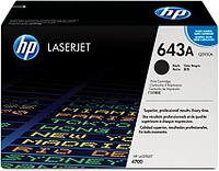 Картридж лазерный HP Q5950A, Чёрный, На 11000 страниц для HP Color LaserJet 4700