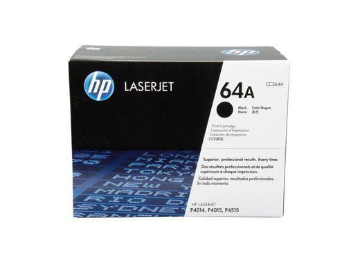 Картридж лазерный HP CC364A Black Toner Cartridge for LaserJet P4014 /4015/4515, up to 10,000 pages