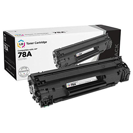 Картридж лазерный HP LaserJet CE278A Black for HP LJ Pro P1560, M1536dnf MFP and P1600 Printer series up to 2100 pages